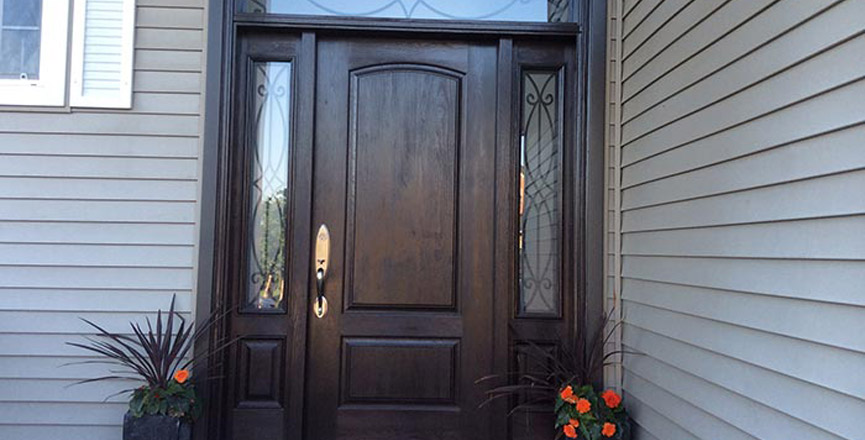 How Fiberglass Entrance Doors Differ From The Steel Ones