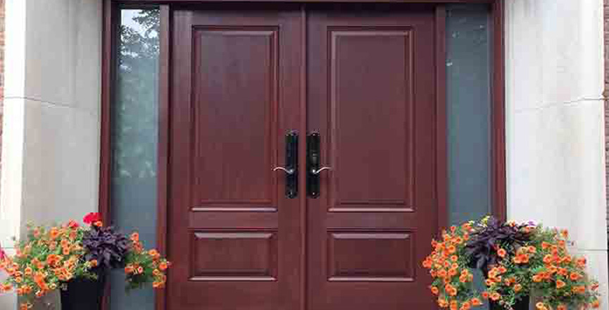 Make Your Home Secured By Installing Modern Exterior Doors