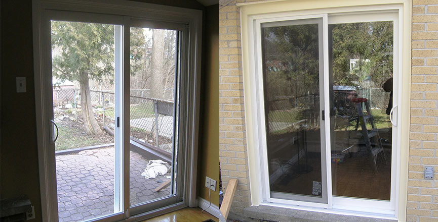 Which Window Treatment to Install on Sliding Doors Toronto