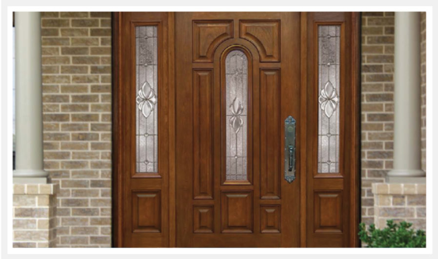 Add Style and Security To Your Home Exterior Doors