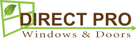 Direct Pro is a premier Toronto windows and doors company Logo